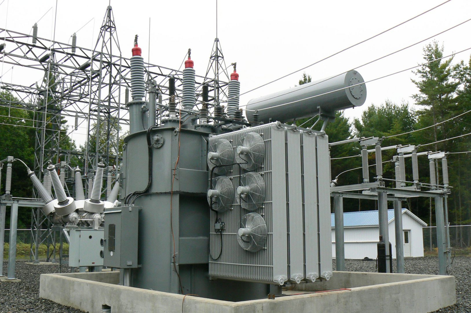 Substation Transformers | Surplec